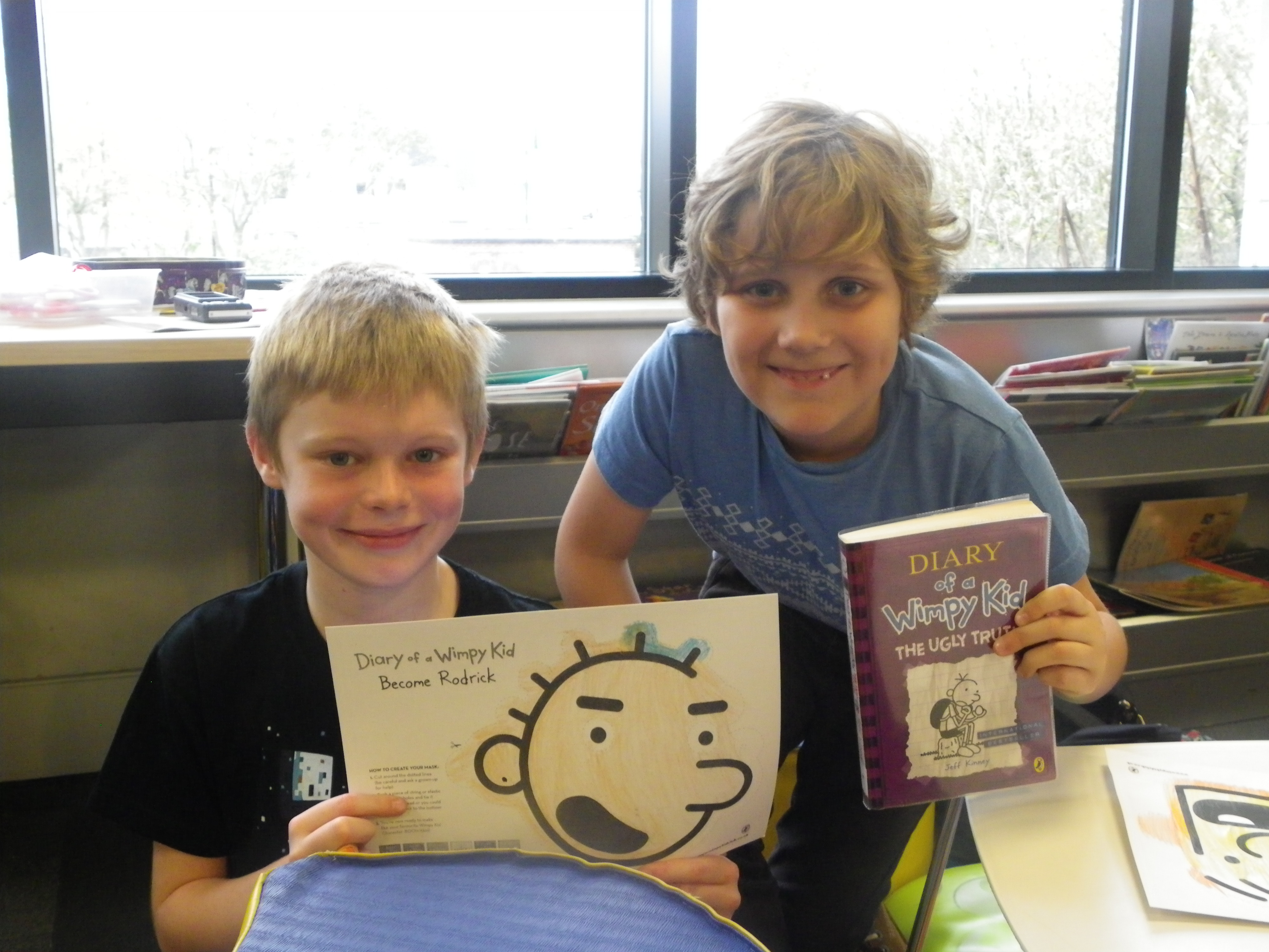 Home news stuck for something to do at half term halton borough council is having a wimpy kid week in its libraries why not dress up your child as their favourite solutioingenieria Gallery